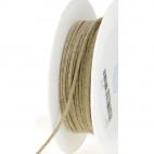 Linen Cord 3mm (by meter)