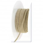 Linen Cord 4mm (by meter)
