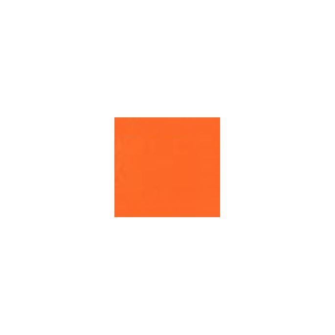 Velours cotton Oekotex Orange (by meter)