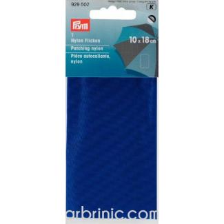 Self-adhesive mender PRYM Nylon Blue (10x18cm)