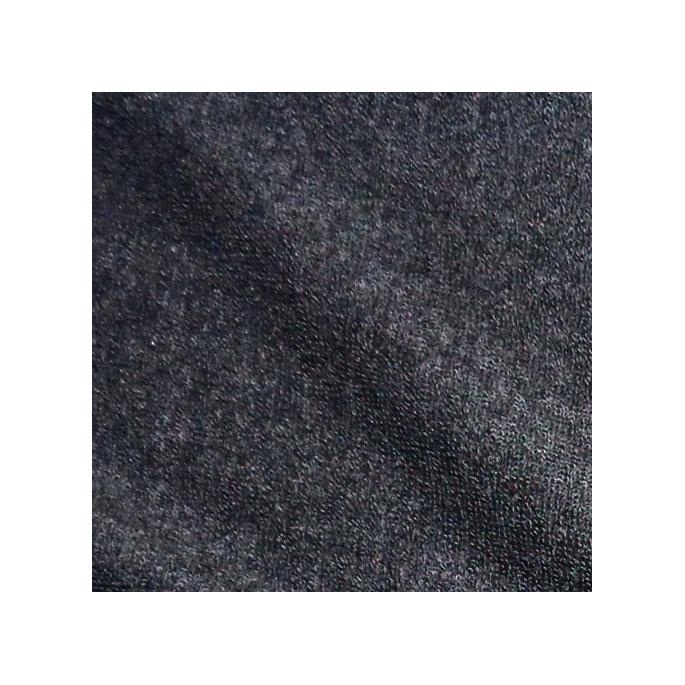 Micro éponge noire bambou simple face