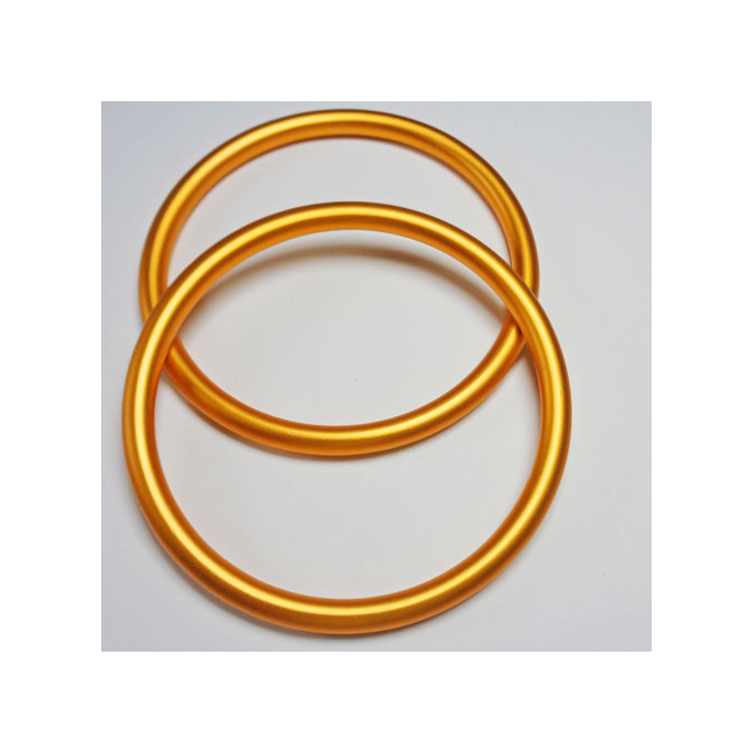 Sling Rings Gold Size S (1 pair)