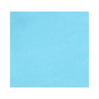 Eponge de coton Oekotex Laize 160cm Bleu lagon (au mètre)