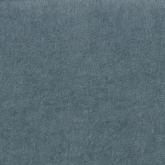 Micro éponge coton bio GOTS gris pierre