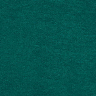 Duck green GOTS organic certified cotton micro loop terry