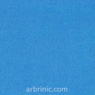 Felt Sheet A4 Blue
