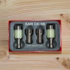 Dies for DK98 - Size 24 plastic snaps