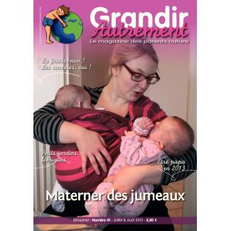 Grandir Autrement - n°41 - Materner des jumeaux