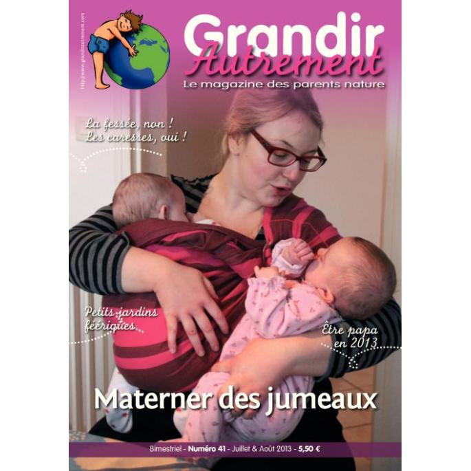 Grandir Autrement - n°41