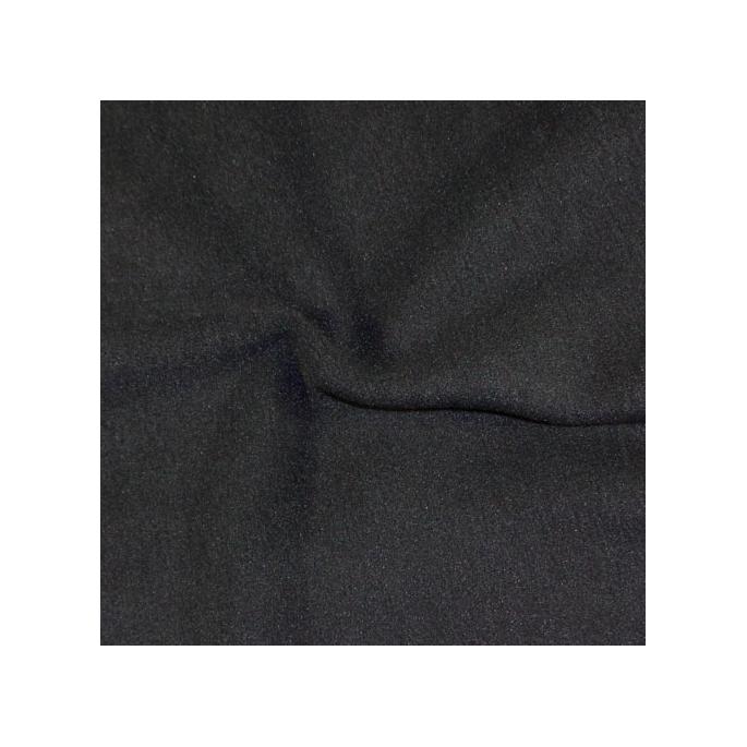 Microfleece Oekotex Black