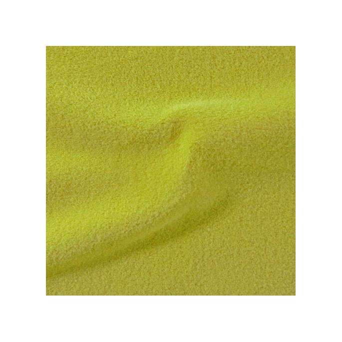 Microfleece Oekotex Mustard green