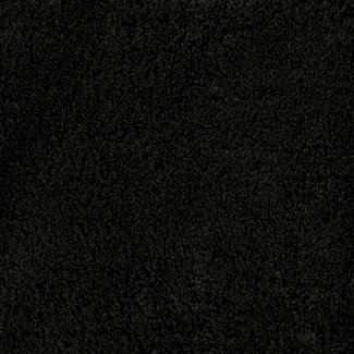 Eponge de bain coton bio noire