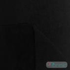 Biface Bambou / Microfibre Eponge velours Oekotex Noir