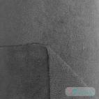 Bamboo / Microfibre Combo Velours Terry Oekotex Grey