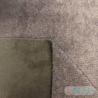 Bamboo / Microfibre Combo Velours Terry Oekotex Taupe