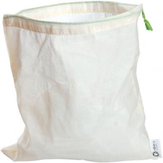 Sac en coton bio réutilisable XS rectangle (à l'unité)
