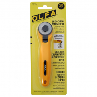 Olfa Rotary Cutter Standard 28mm