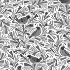 Organic cotton print Birds & Branches Maeve Cloud9
