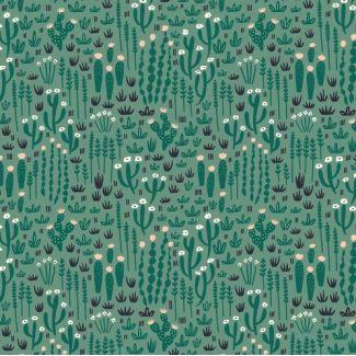 Organic cotton print Faraway Places Desert Beyond Cloud9