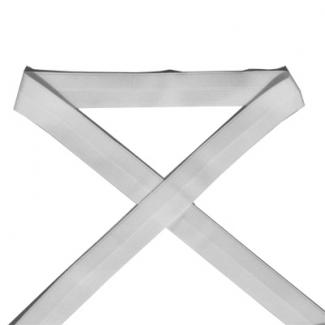 Fold Over Elastic 1 inch White (1m)