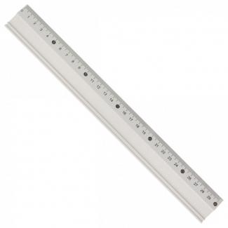 30cm ruler anti skid