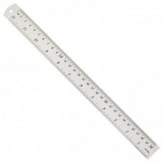 30cm ruler cm and inch