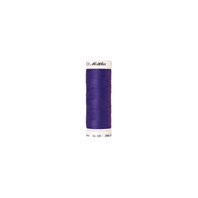 Mettler Polyester Sewing Thread (200m) Color 0013 Venetian Blue