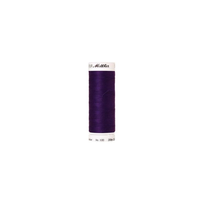 Mettler Polyester Sewing Thread (200m) Color 0046 Deep Purple