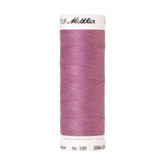 Fil polyester Mettler 200m Couleur n°0052 Rose Vintage