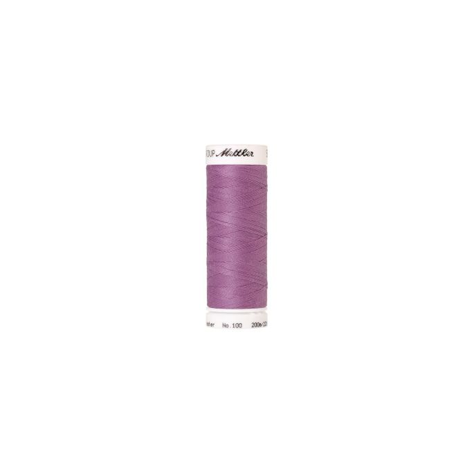Fil polyester Mettler 200m Couleur n°0057 Violet Clair