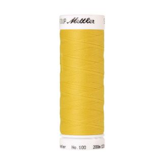 Mettler Polyester Sewing Thread (200m) Color #0113 Buttercup