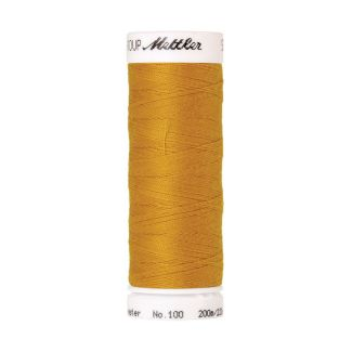 Mettler Polyester Sewing Thread (200m) Color #0118 Gold