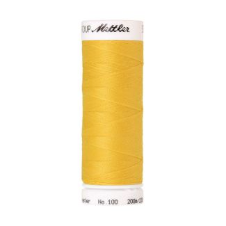 Mettler Polyester Sewing Thread (200m) Color #0120 Summersun