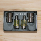 Dies for DK93 - Size 20 plastic snaps