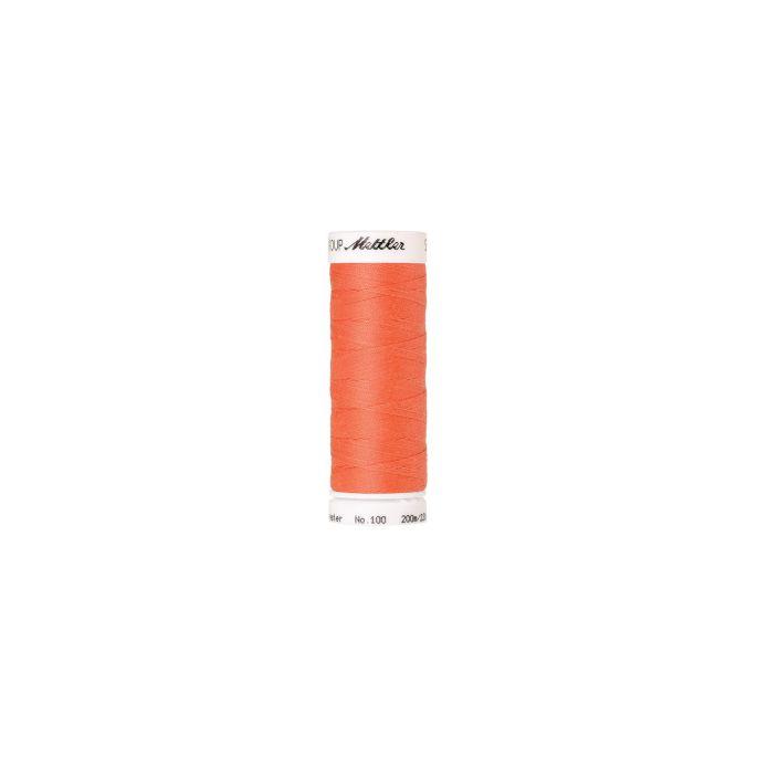 Fil polyester Mettler 200m Couleur n°0135 Saumon