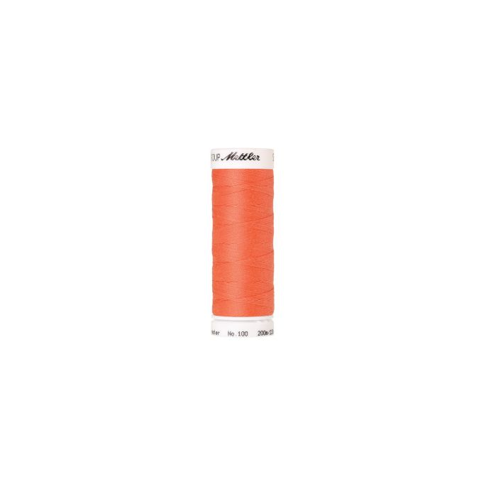 Mettler Polyester Sewing Thread (200m) Color 0135 Salmon