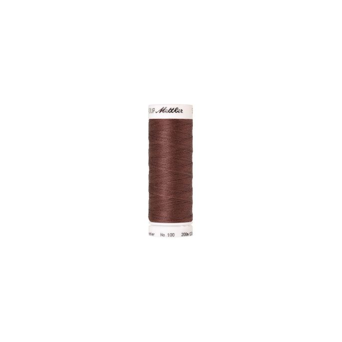 Mettler Polyester Sewing Thread (200m) Color 0296 Rusty Rose