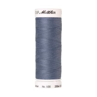 Mettler Polyester Sewing Thread (200m) Color #0309 Blue Whale