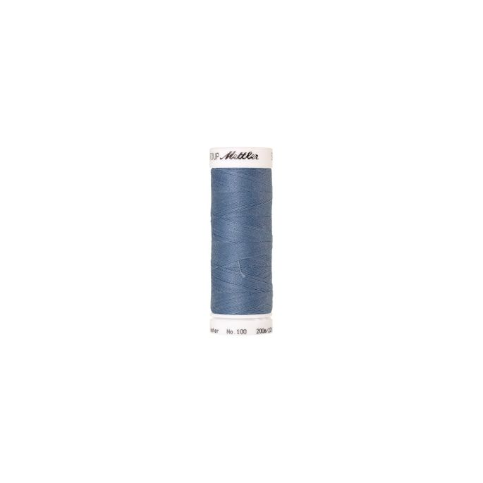 Mettler Polyester Sewing Thread (200m) Color 0350 Summer Sky