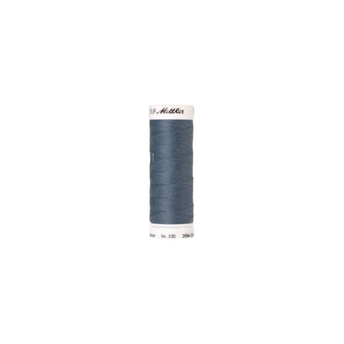 Fil polyester Mettler 200m Couleur n°0392 Lamentin