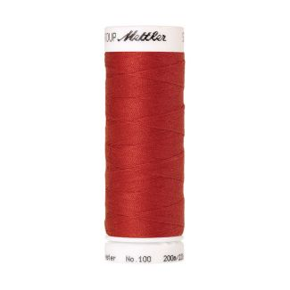 Mettler Polyester Sewing Thread (200m) Color #0501 Wildfire