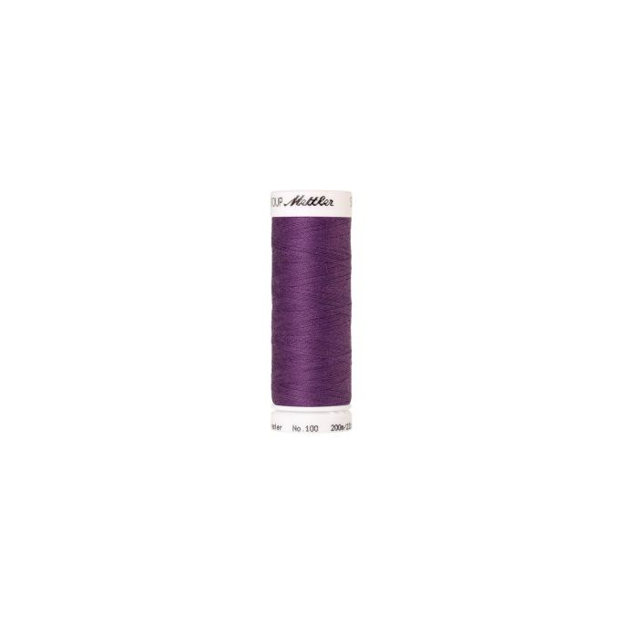 Fil polyester Mettler 200m Couleur n°0575 Orchidée