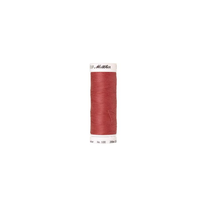 Mettler Polyester Sewing Thread (200m) Color 0623 Blood Orange