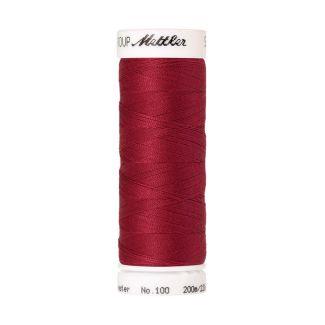 Fil polyester Mettler 200m Couleur n°0629 Tulipe