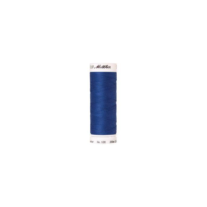 Mettler Polyester Sewing Thread (200m) Color 0815 Cobalt Blue