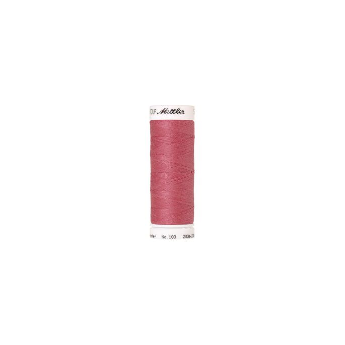 Fil polyester Mettler 200m Couleur n°0867 Mauve Vintage