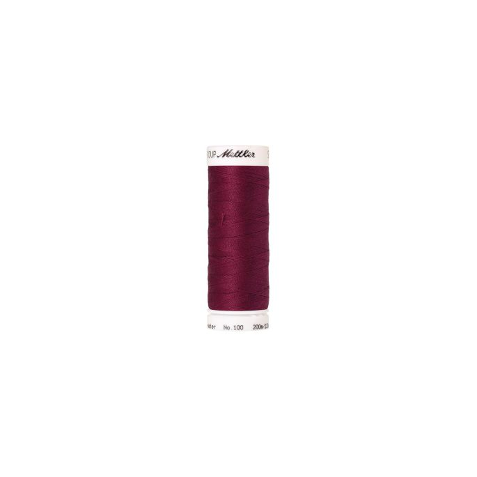 Mettler Polyester Sewing Thread (200m) Color 0869 Pomegrenate
