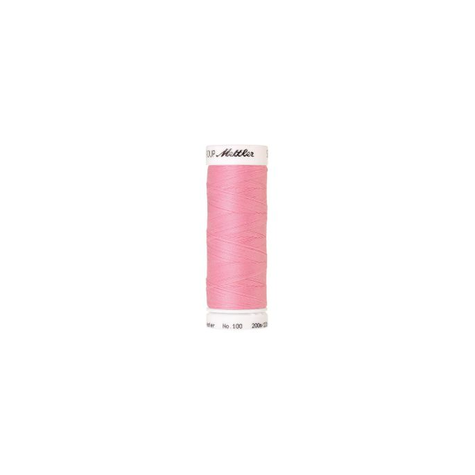 Mettler Polyester Sewing Thread (200m) Color 1056 Petal Pink