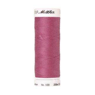 Fil polyester Mettler 200m Couleur n°1060 Rose Bruyère