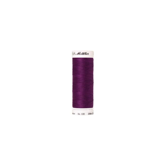 Mettler Polyester Sewing Thread (200m) Color 1062 Purple Passio